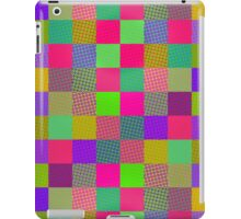 Wobbly Blocks iPad Case/Skin