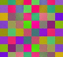 Wobbly Blocks by PETER GROSS
