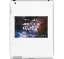 Calhoun's Best Words iPad Case/Skin