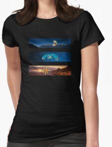 Space Pokemon Collage T-Shirt