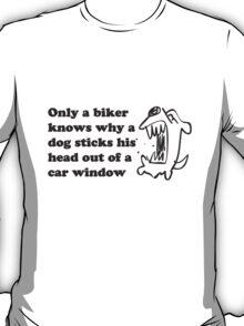 10 Car Dog T-Shirt