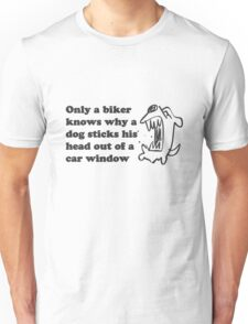 10 Car Dog Unisex T-Shirt