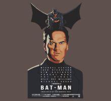 BatBirdMan by hugodourado