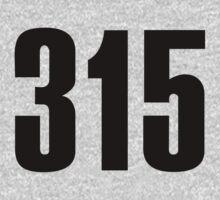 315 Syracuse | Phone Area Code Shirts Stickers by FreshThreadShop