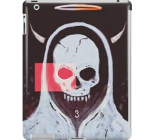 the undead angel iPad Case/Skin