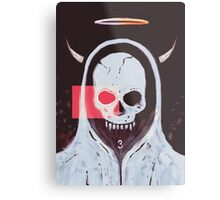 the undead angel Metal Print