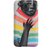 rainbow suit Samsung Galaxy Case/Skin