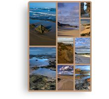 Kenton Seascapes Canvas Print