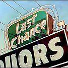 Last Chance by Van Cordle