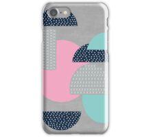 open - gray iPhone Case/Skin