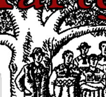 Tolpuddle Martyrs Sticker