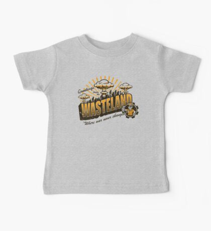 Greetings from the Wasteland! Baby Tee