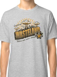 Greetings from the Wasteland! Classic T-Shirt