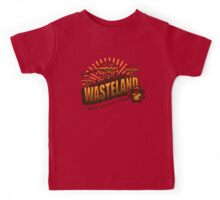 Greetings from the Wasteland! Kids Tee
