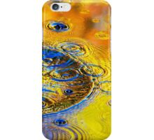 Good Vibrations Water Abstract Art iPhone Case/Skin