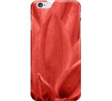 Red Petals iPhone Case/Skin