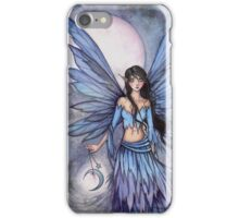 Lunetta Little Moon Fairy Mystical Illustration Fantasy Art iPhone Case/Skin