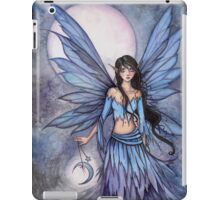 Lunetta Little Moon Fairy Mystical Illustration Fantasy Art iPad Case/Skin