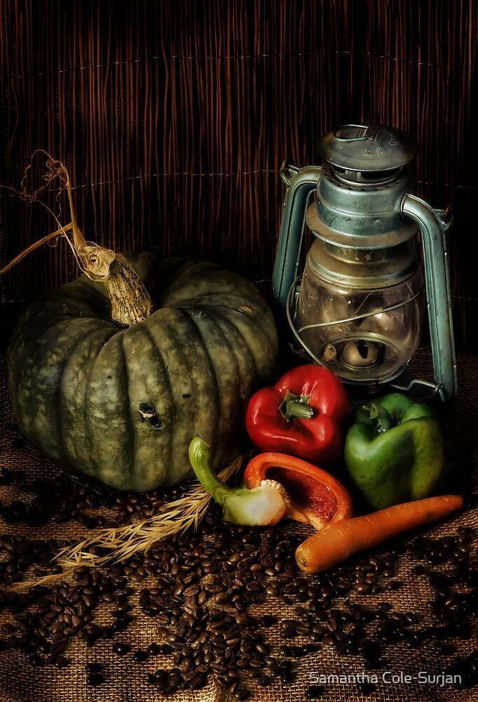 Pumpkin by Samantha Cole-Surjan