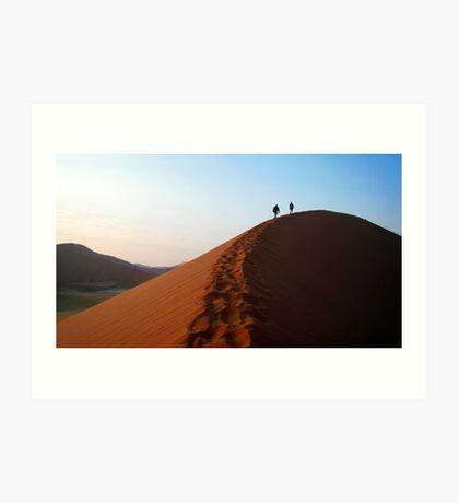 Dune 45, Namibia Art Print