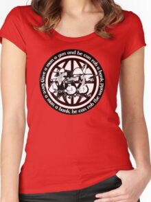 the World Bank Women's Fitted Scoop T-Shirt