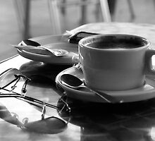 Cafe Solo by Stephie Butler