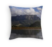 photoj Tas Mt Roland Sheffield, Sunrise Throw Pillow