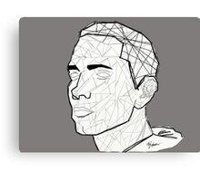 Eminem Canvas Print
