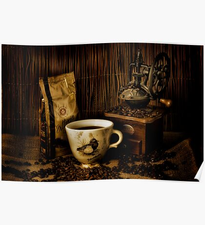 My Favourite Coffee Mug Poster