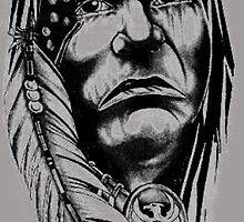 NATIVE CHIEF by Mark Reiss