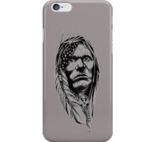 NATIVE CHIEF iPhone Case/Skin