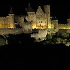 CARCASSONNE home of the Cathars. by hans p olsen