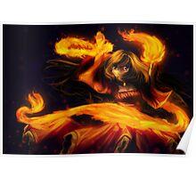 FireDancer Poster