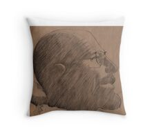 Breaking Bad - Walter and Jesse Throw Pillow