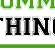 It's a THOMMEN thing, you wouldn't understand !! Sticker