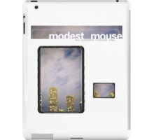 Modest Mouse - The Lonesome Crowded West iPad Case/Skin
