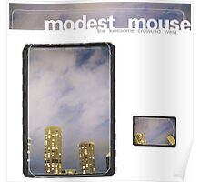 Modest Mouse - The Lonesome Crowded West Poster