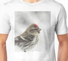 Female Common Redpoll Unisex T-Shirt