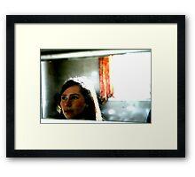 Raise Framed Print