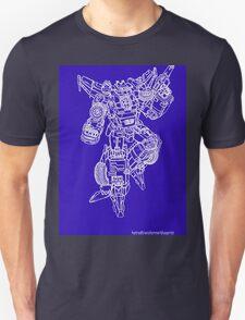 transformer blueprint T-Shirt