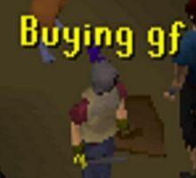 Buying GF Runescape by Anon Hanon