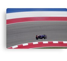 Red Bull F1 - Austin Grand Prix Canvas Print