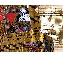 Queen of Hearts (New Queen) Photographic Print