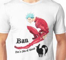 Nanatsu no Taizai Ban Unisex T-Shirt