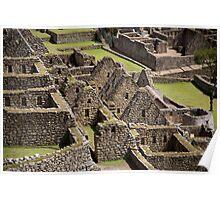 Machu Picchu 2 Poster