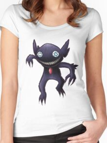 Sableye Women's Fitted Scoop T-Shirt