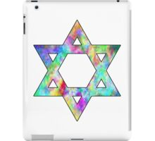 Jewish Star of David iPad Case/Skin