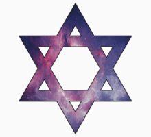 Jewish Star of David  by Jason Levin