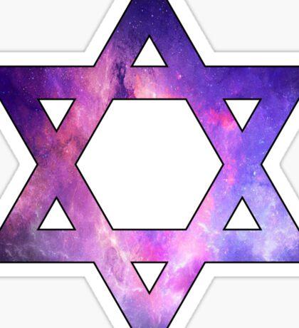 Jewish Star of David  Sticker