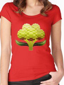 Cauliflower Women's Fitted Scoop T-Shirt